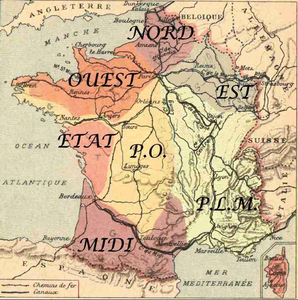 Le retour, il y a 100 ans, du réseau Alsace-Lorraine. – Train Consultant  Clive Lamming